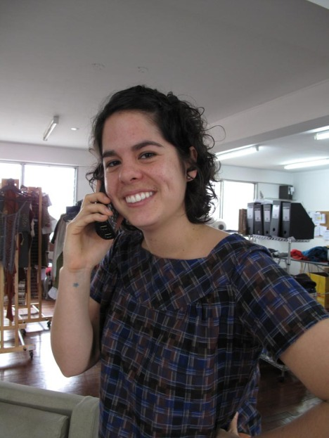 Carolina har full kontroll over The Alpca Experience-kolleksjonen
