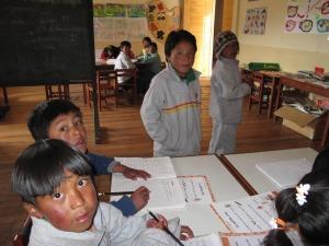 Barna er flittige studenter og kunnskapsnivået deres har økt betraktelig på bare ett år