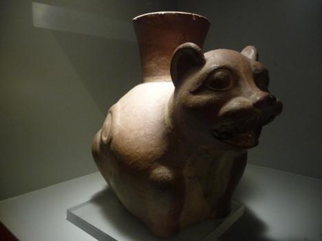 Katten, slangen og condoren er tre av de viktigste gudene i inkatradisjonen