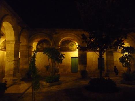 Kveldsvandring i Santa Catalina-klosteret