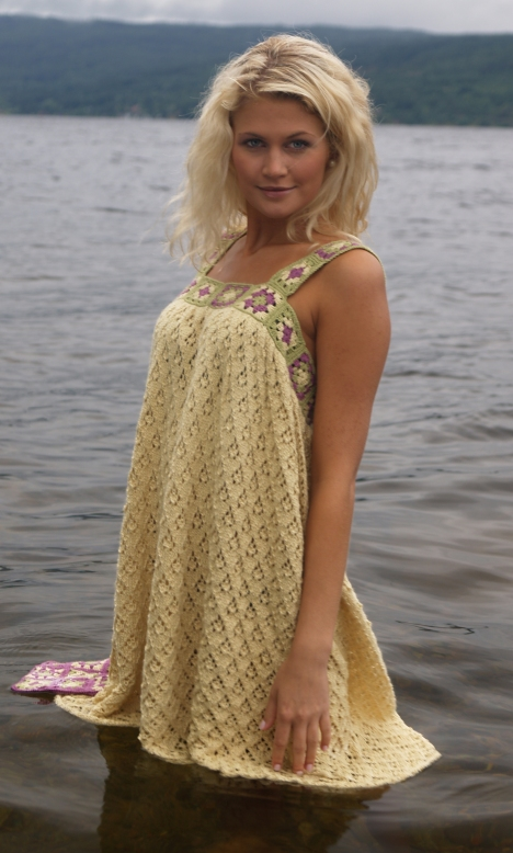 Water Lily Dress