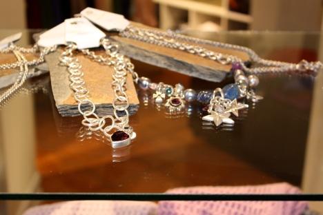 Vakre smykker